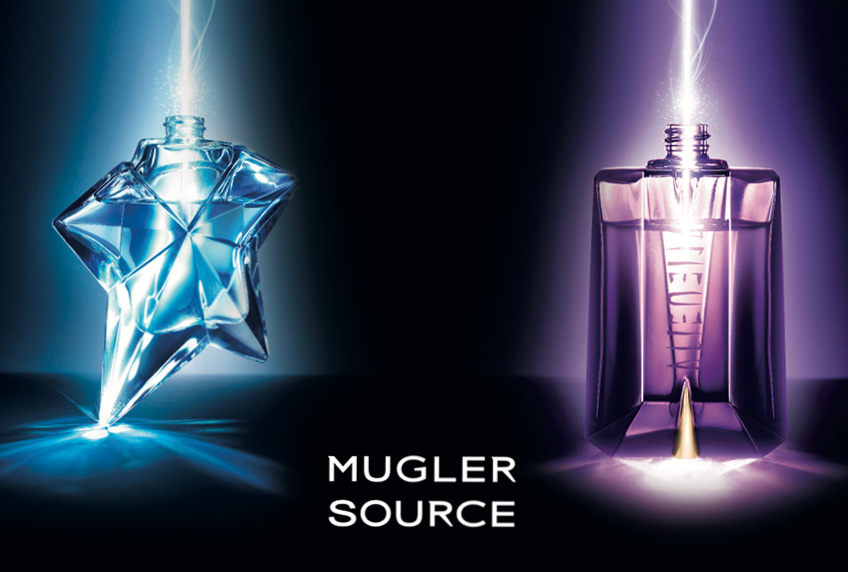 Source Mugler Fragranze Ricaricabili Donna
